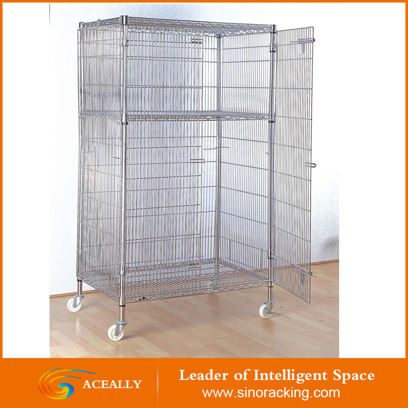high quality steel wire shelving