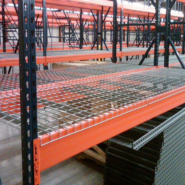 adjustable teardrop racking system