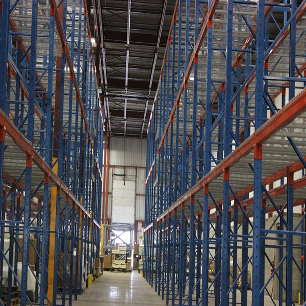 Selective Pallet Racking for Warehouse