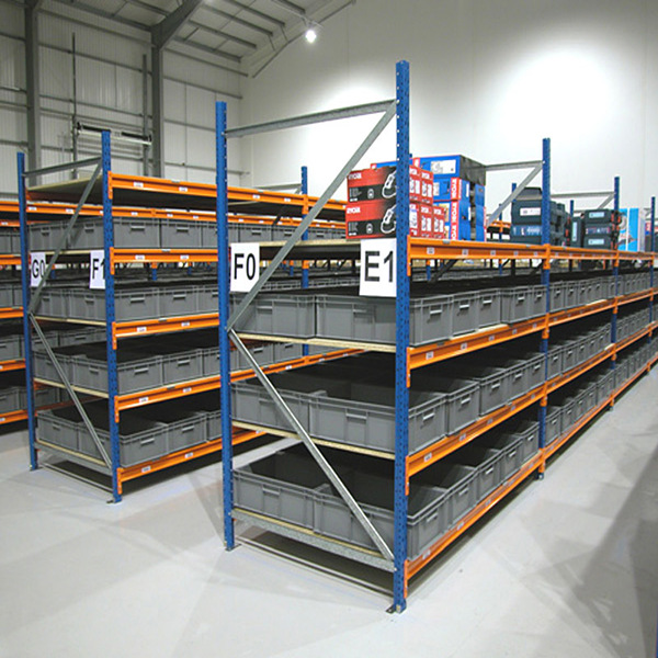 Warehouse Storage Long Span Racking System