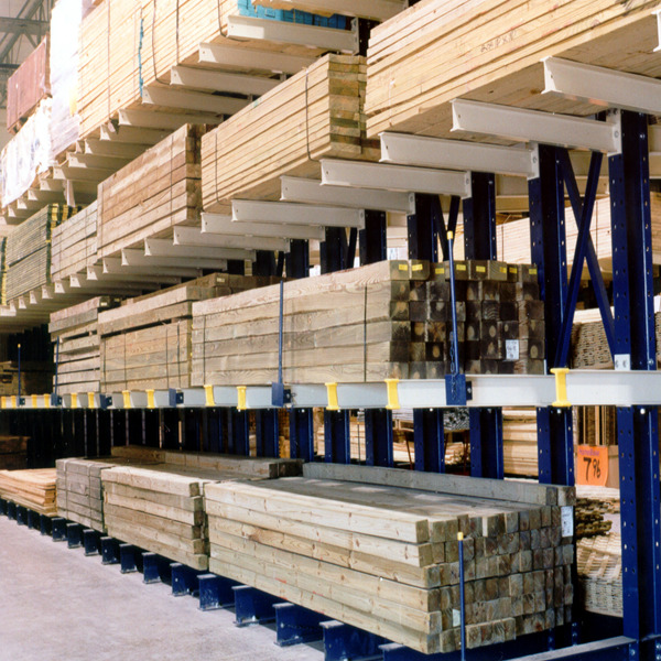 Heavy Duty Pipe Storage Cantilever Racks