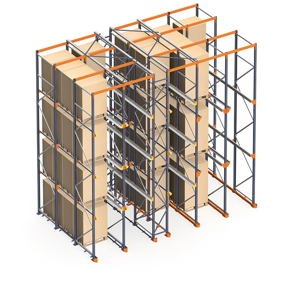 Warehouse Racking Solutions Drive in Racking