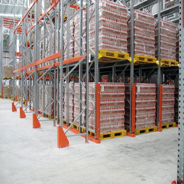 Heavy Duty Drive In Racking System