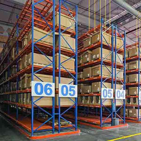 vna racking system factory