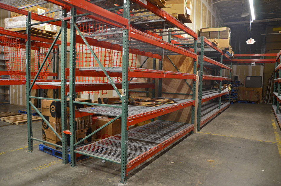 Choosing The Right Form Of Pallet Racking