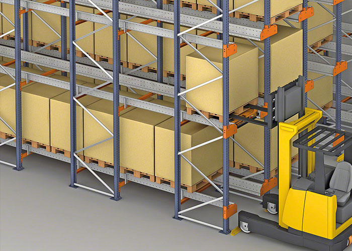 radio shuttle racking systems